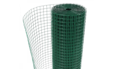 wire mesh rolls ten gauge